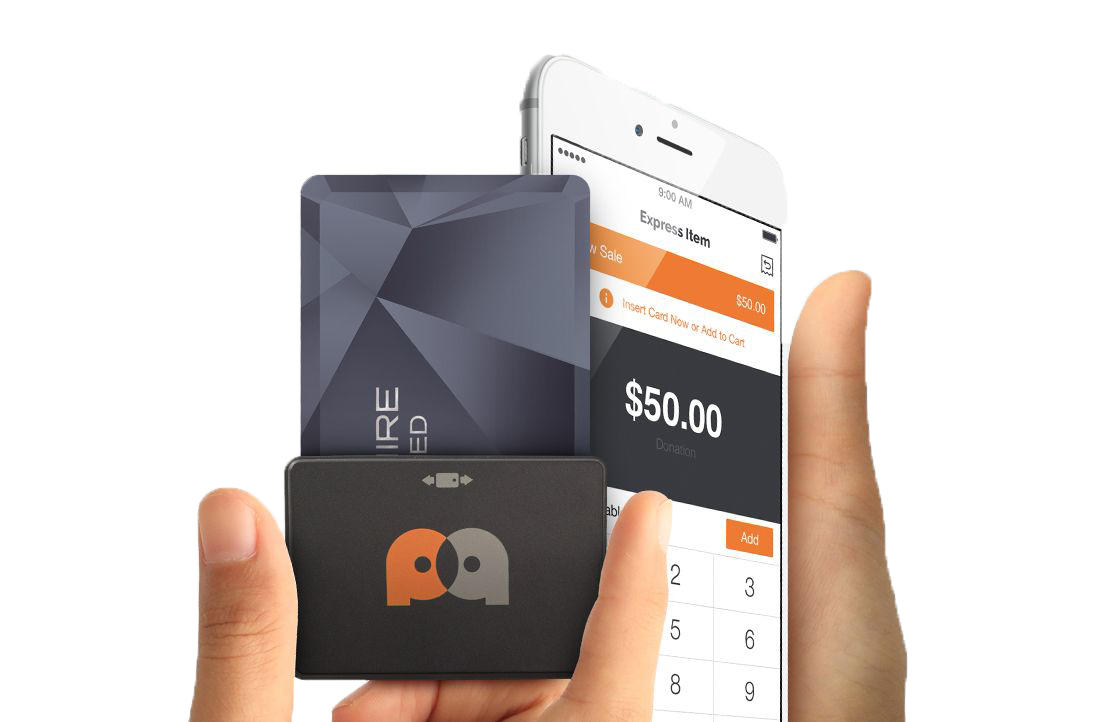 credit card device for iphone